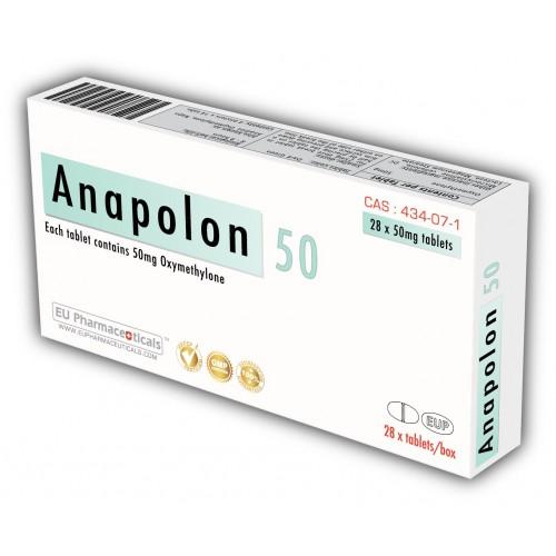 Anapolon 50 mg zumba