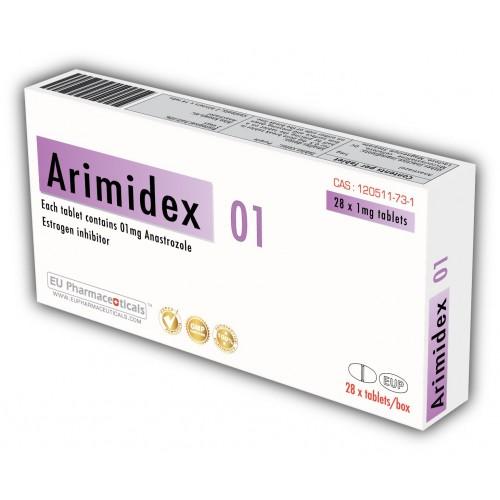 Arimidex vs clomid dosage