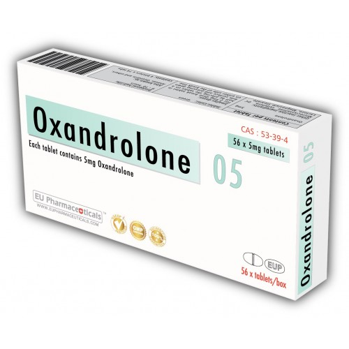 Oxandrolone 5