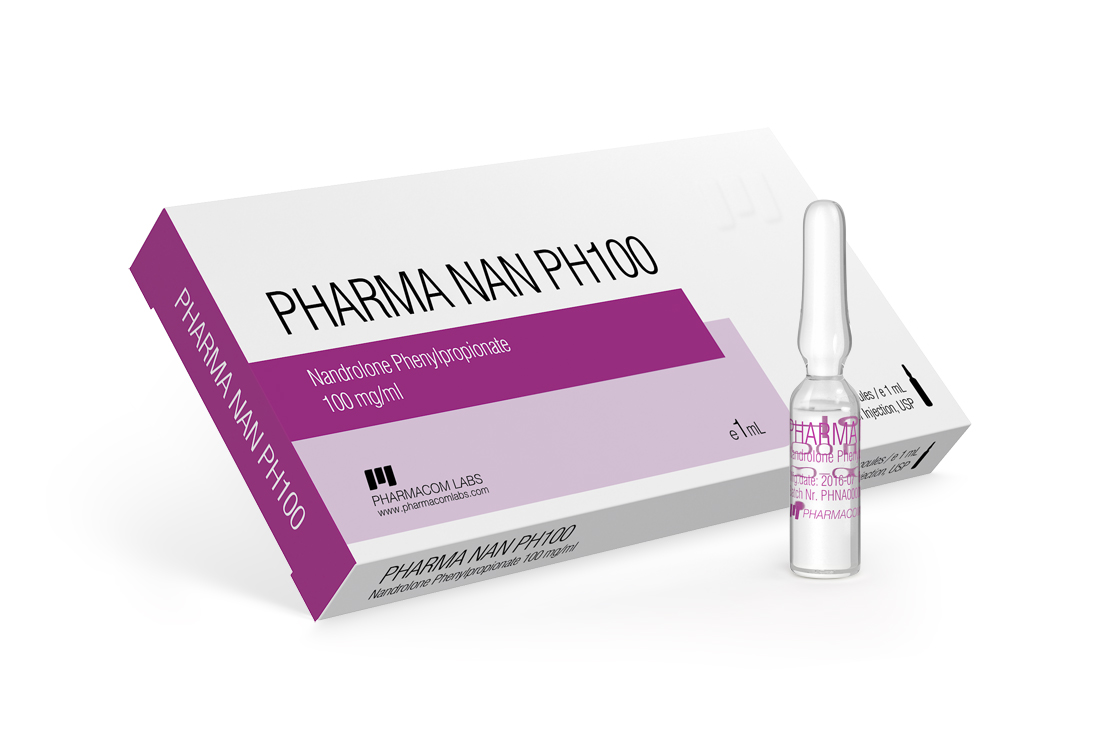 Pharma Nan PH100 ampoules
