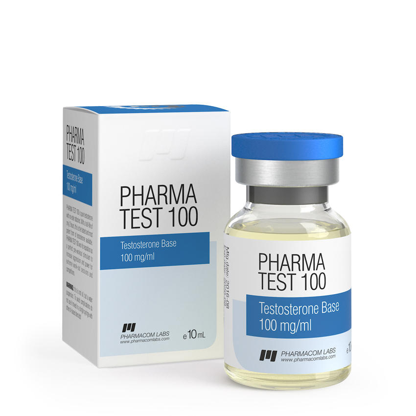 Pharma Test 100 vial